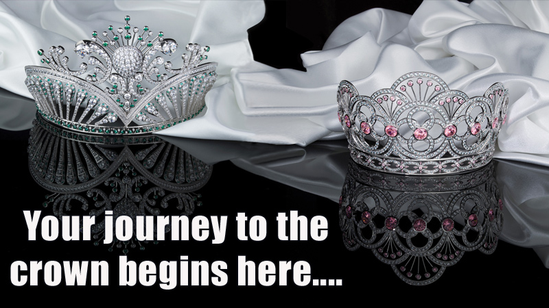 Your journey to the crown…